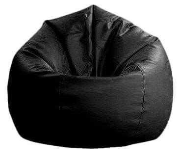 Sedalna vreča PE12 Črna