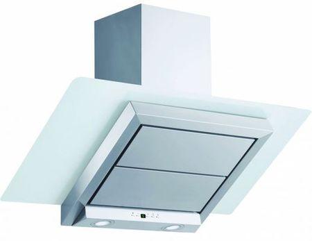 Siccabo poševna dekorativna napa Steel Vertigo 50 LX B