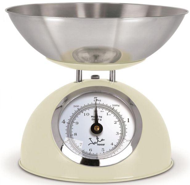 JATA Mechanická kuchyňská váha RETRO 612BL