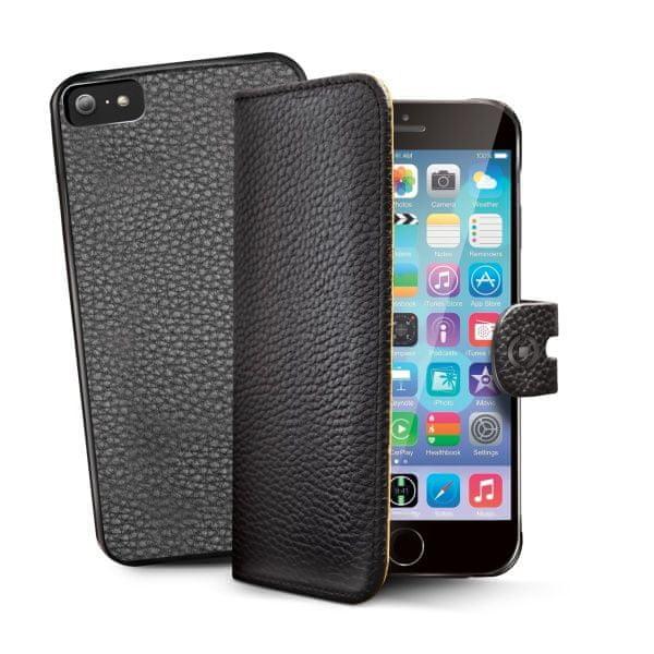 Celly Pouzdro Ambo, Samsung Galaxy Alpha, černé