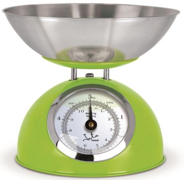 JATA Mechanická kuchyňská váha RETRO 612VE