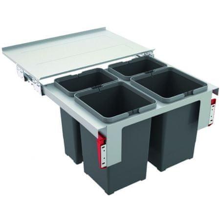 Franke sistem za ločevanje odpadkov Garbo 60-4