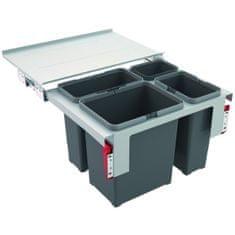 Franke sistem za ločevanje odpadkov Garbo 60-3 - Odprta embalaža
