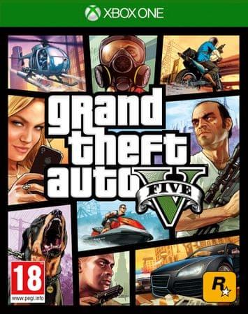 Rockstar GTA V (Xbox One)