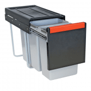 Franke sistem za ločevanje odpadkov Cube 40, 2 delni