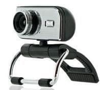 4World Internetová kamera 1.3MP USB 2.0 s mikrofonem, univerzální