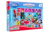 Clementoni Puzzle edukatívne Mickey, 35 dielikov