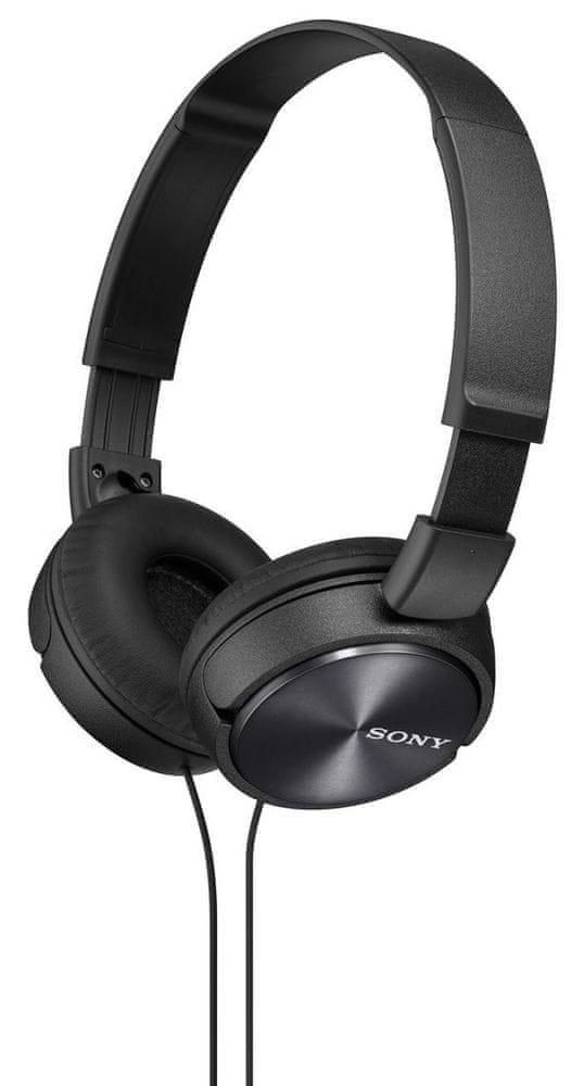 Sony MDR-ZX310B sluchátka (Black)