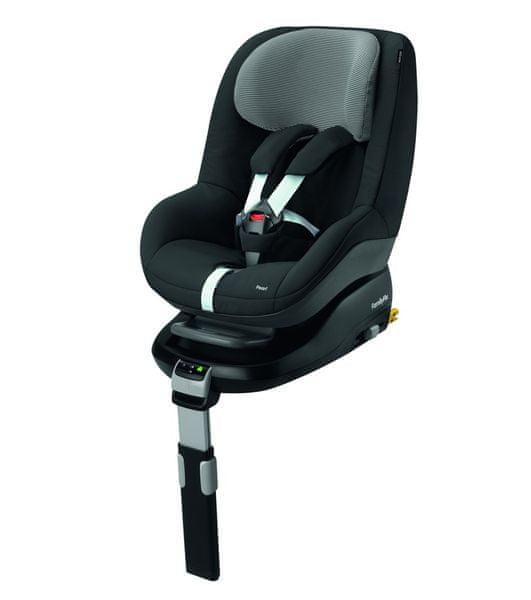 Maxi-Cosi Pearl 2015 černá/tmavě šedá - II. jakost