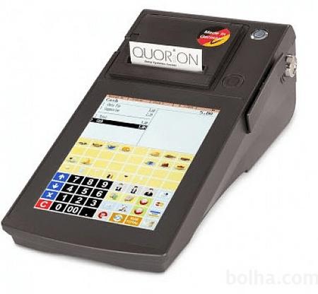 Quorion registrska blagajna QTouch 8