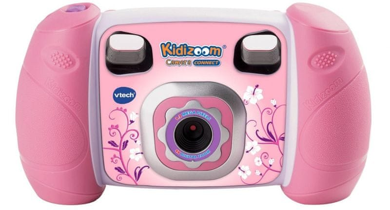 Vtech Kidizoom Kid Connect - růžový