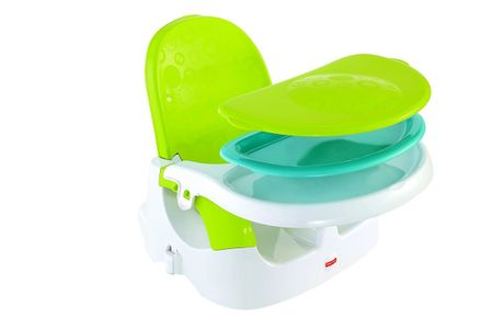 Fisher-Price Krzesełko Deluxe Quick-Clean