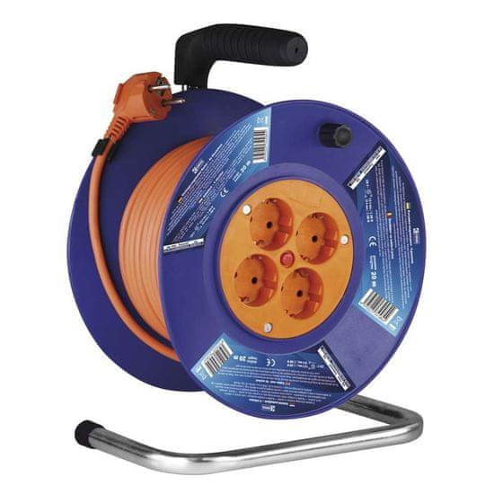 EMOS kolutni produžni kabel P09220, 20m