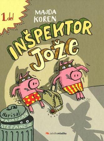 Majda Koren: Inšpektor Jože 1.del