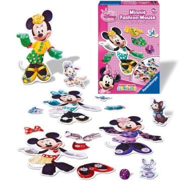 Ravensburger Minnie Fashion Mouse