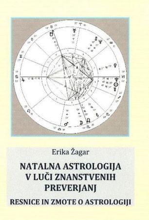 Erika Žagar: Natalna astrologija v luči znanstvenih preverjanj