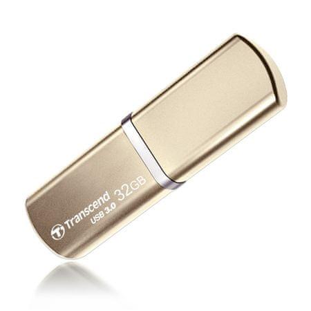 Transcend USB ključek 32 GB 820/SuperSpeed, 3.0, bakreno zlat (TS32GJF820G)