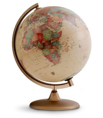 Tecnodidattica globus DISCOVERY, 25 cm, angleški