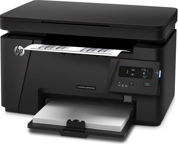 HP LaserJet Pro 100 MFP M125A (CZ172A)