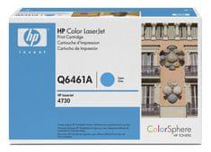 HP toner LJ 4730mfp, 12000 strani, cyan