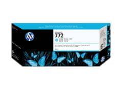 HP kartuša Designjet 772, svetlo modra, 300 ml
