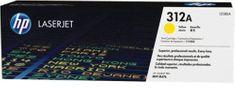 HP toner LaserJet 312A, 2700 strani, yellow