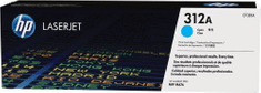 HP toner LaserJet 312A, 2700 strani, cyan