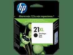 HP 21 XL črno črnilo