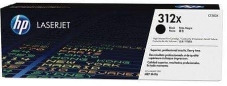 HP toner LaserJet 312X, 4400 strani, black