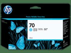 HP 70 Cyan kartuša, 130 ml