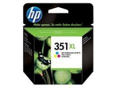 HP kartuša 351 XL, barvna (CB338EE)