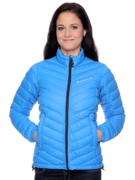 Peak Performance dámská bunda XS modrá