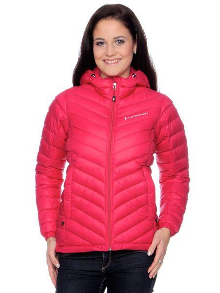 Peak Performance dámská bunda M růžová