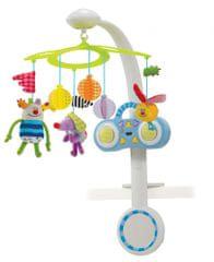Taf Toys Karuzela z przenośnym MP3 - 0-5m 11275