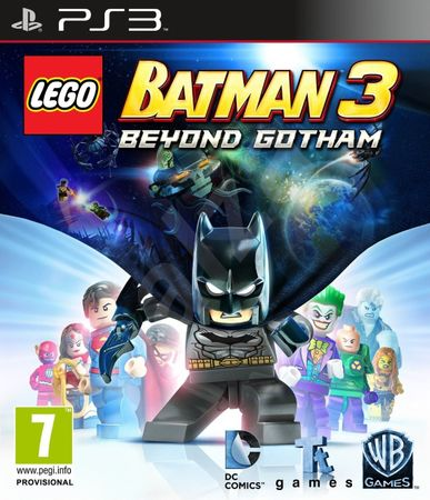 Warner Bros Lego Batman 3: Beyond Gotham (PS3)