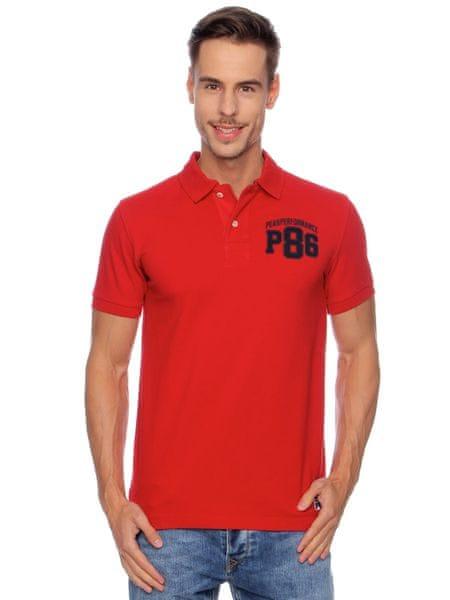 Peak Performance G54526001_aw14 M červená