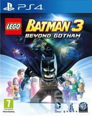 Warner Bros Lego Batman 3: Beyond Gotham (PS4)
