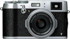 FujiFilm FinePix X100T Silver - II. jakost