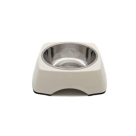 PetInn Miska Melamina Bowl DB02 S - 14 x 4,5 cm - biała