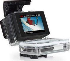 GoPro LCD Touch BacPac - dotykový LCD displej