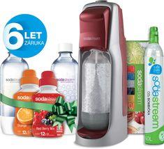 Sodastream JET Red/Silver+12 VPP LE 2v1