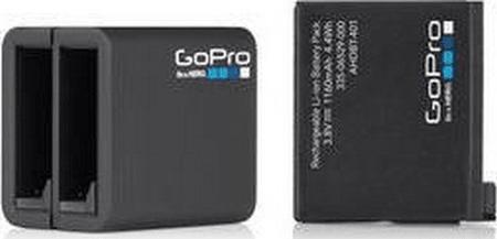 GoPro Hero4 dvojni polnilnik baterij