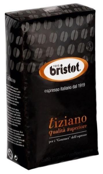 Bristot Tiziano zrnková káva 1 kg