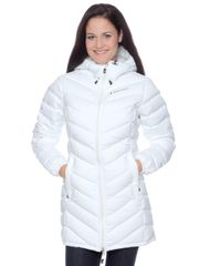 Peak Performance dámská bunda M bílá - II. jakost