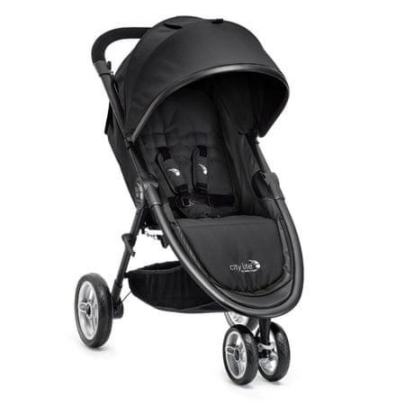 Baby Jogger City Lite Babakocsi, Fekete