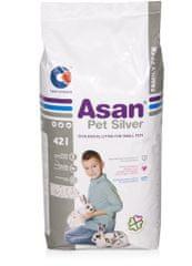 Asan Pet Silver Alom, 42 L