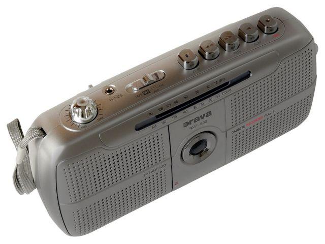 Orava RMF-690 S (Silver)