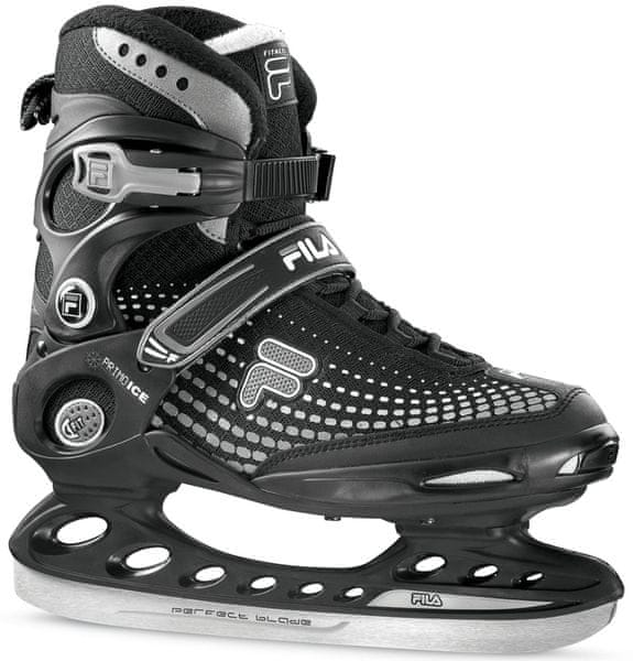 FILA Primo Ice Spot Black 40
