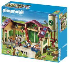 Playmobil 5119 Farmgazdaság silóval