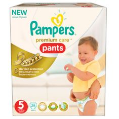 Pampers Premium Pants 5 Junior - 40ks